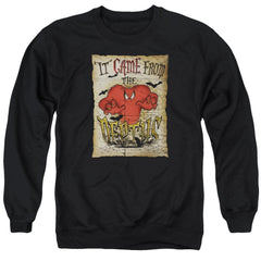 Looney Tunes The Depths Adult Crewneck Sweatshirt