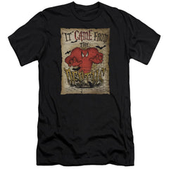 Looney Tunes The Depths Adult Slim Fit T-Shirt