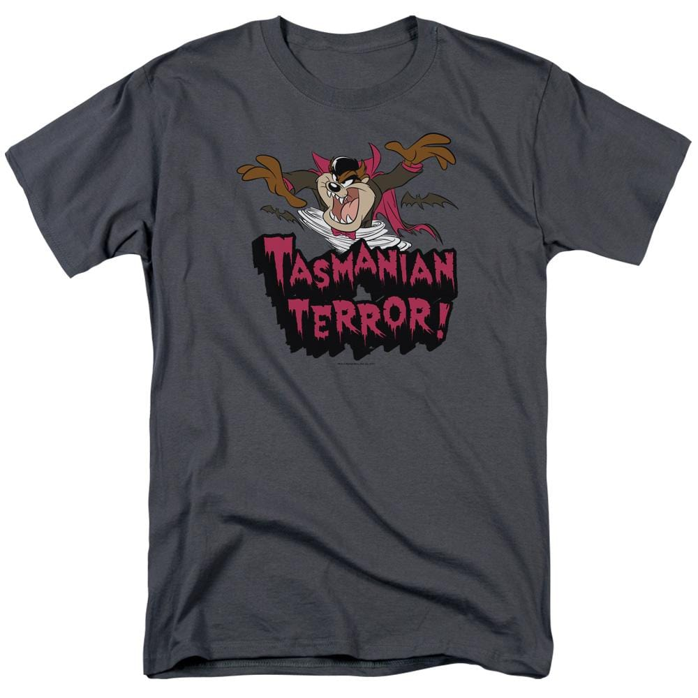 Looney Tunes Taz Terror Adult Regular Fit T-Shirt