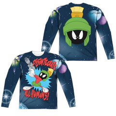 Looney Tunes Disintergrate Long Sleeve T-Shirt