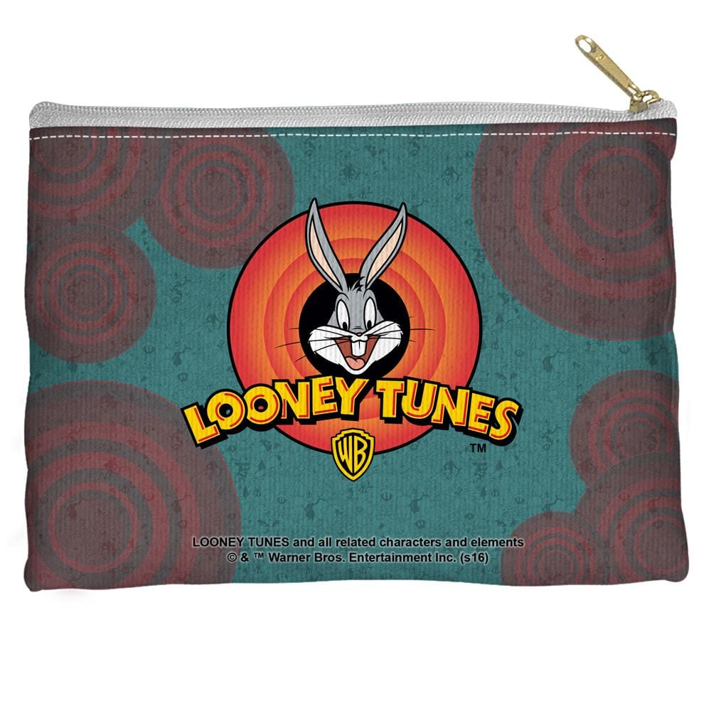 Looney Tunes - Looney Logo Straight Bottom Pouch