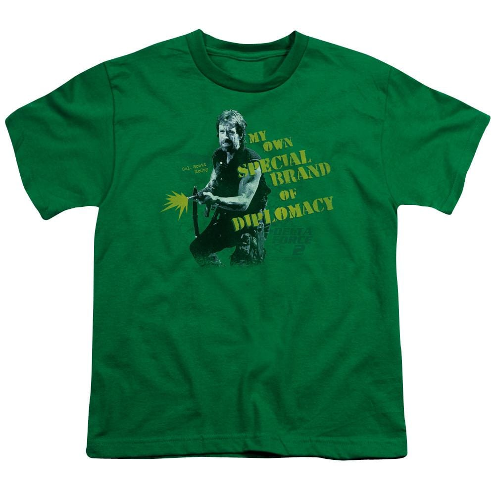 Delta Force 2 Special Diplomacy Youth T-Shirt