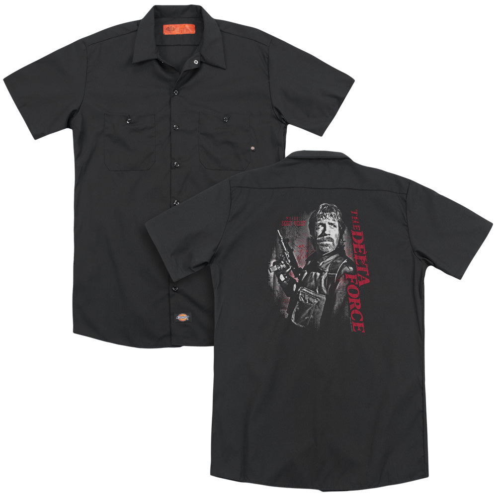 Delta Force Black Ops Adult Work Shirt