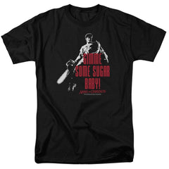 Army Of Darkness Sugar Adult Regular Fit T-Shirt