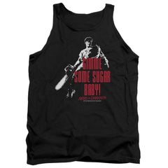 Army Of Darkness Sugar Adult Tank Top