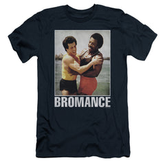 Rocky Bromance Adult Slim Fit T-Shirt
