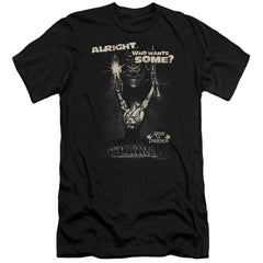 Army Of Darkness Want Some Premium Adult Slim Fit T-Shirt