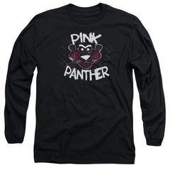 Pink Panther Spray Panther Adult Long Sleeve T-Shirt