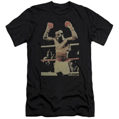 Rocky III - Clubber Premium Adult Slim Fit T-Shirt