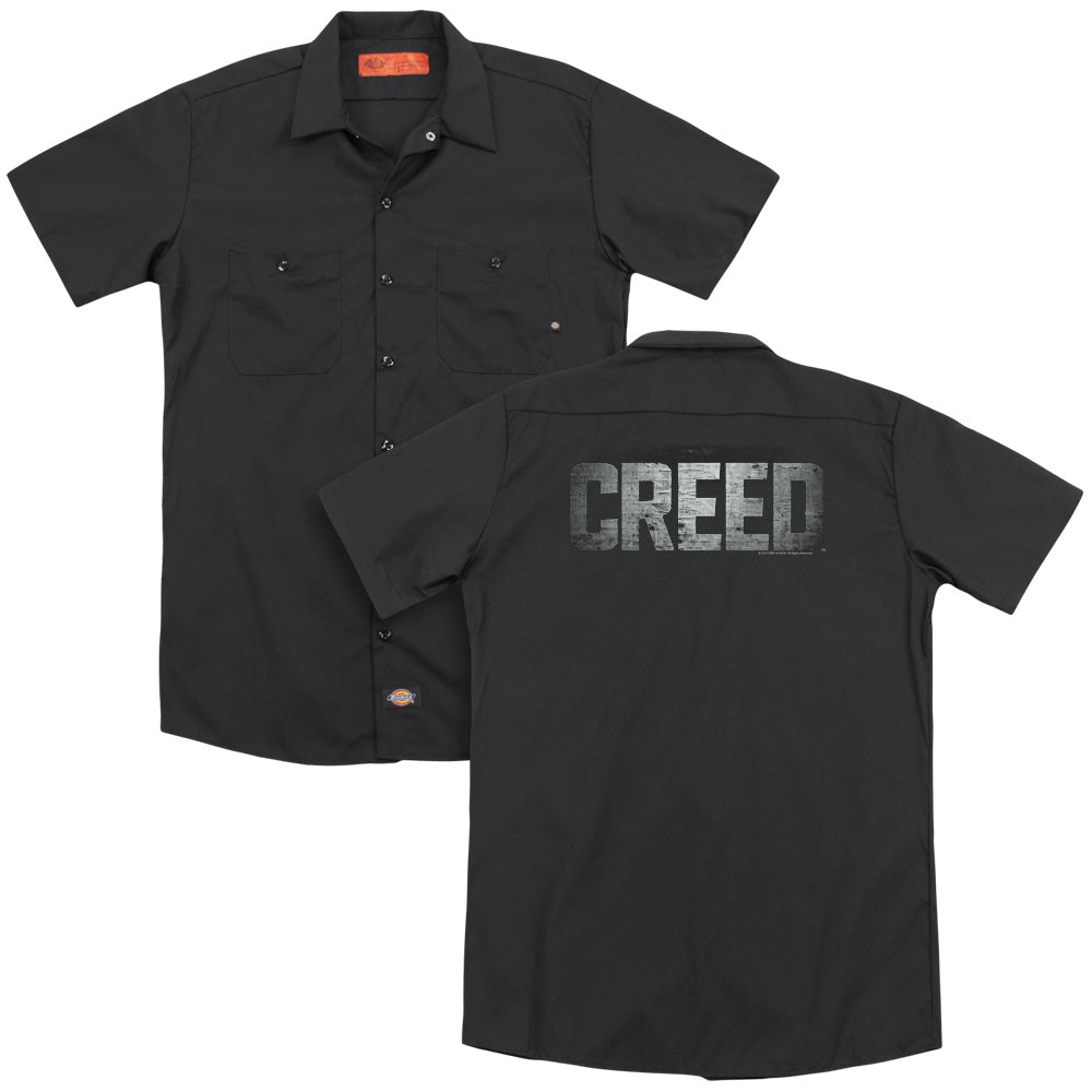 Creed Logo Adult Work Shirt