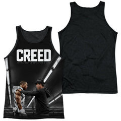 Creed - Poster Adult Tank Top