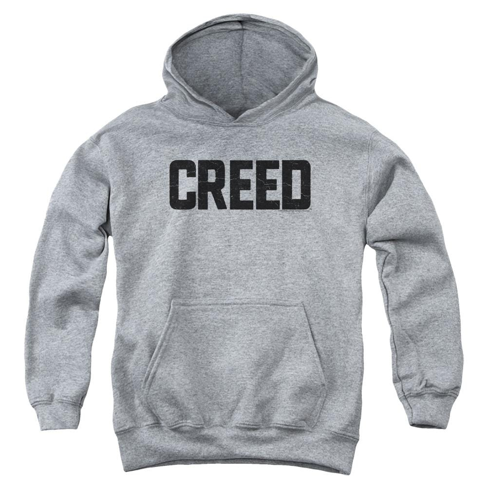 Creed - Cracked Logo Youth Hoodie (Ages 8-12)
