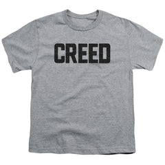 Creed - Cracked Logo Youth T-Shirt (Ages 8-12)