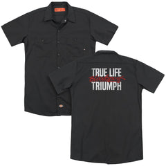 Bloodsport True Story Adult Work Shirt