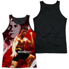 Bloodsport - Fight Of Your Life Adult Tank Top