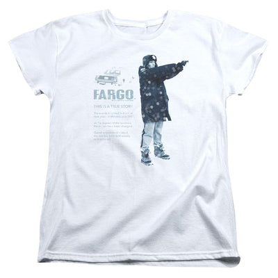 Fargo This Is A True Story Women's T-Shirt