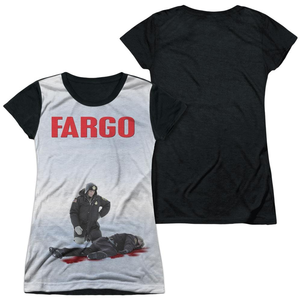 Fargo - Poster Junior All Over Print 100% Poly T-Shirt