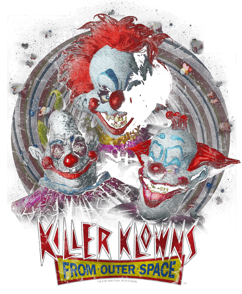 Killer Klowns From Outer Space Mens Killer Klowns Sweater