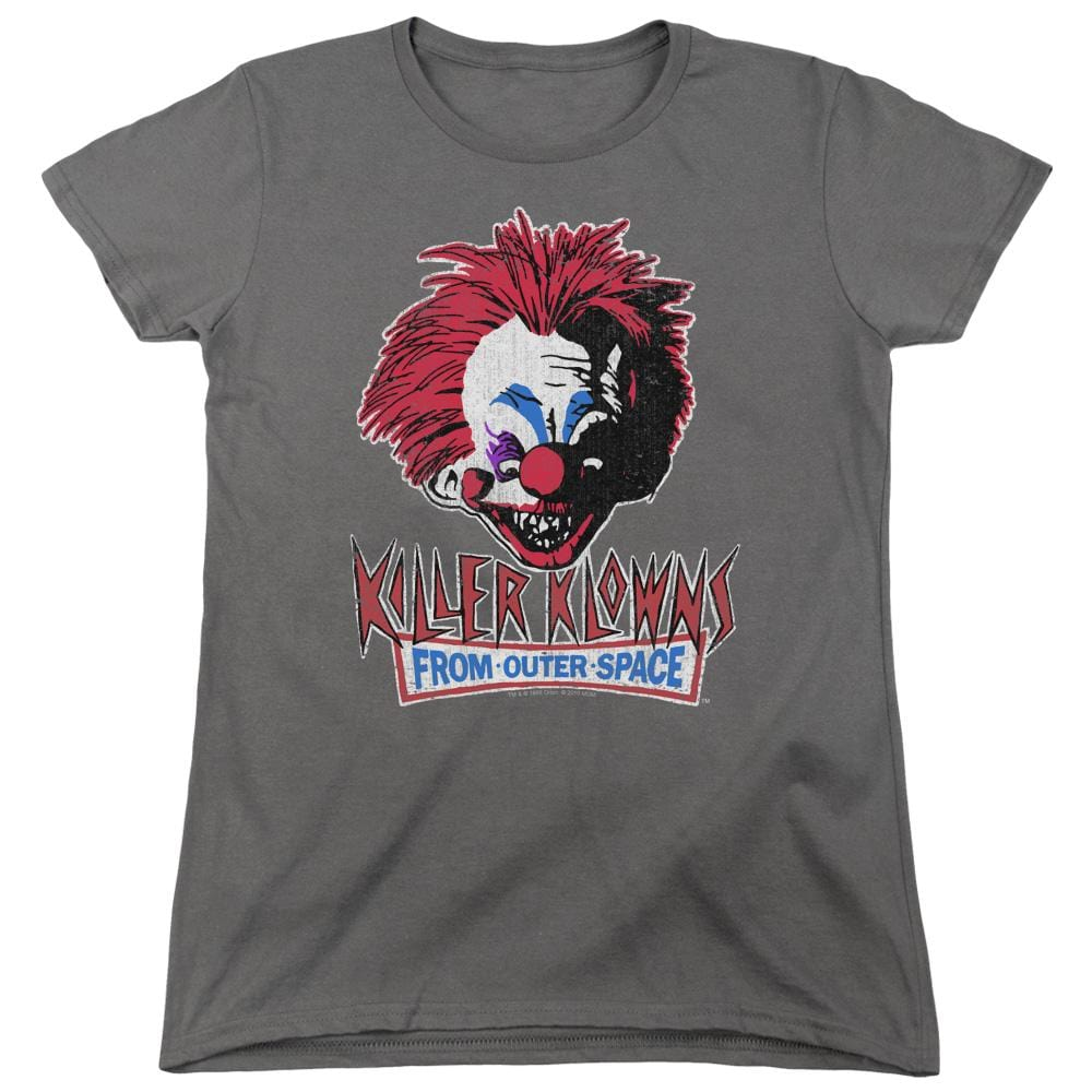 Killer Klowns From Outer Space - Rough Clown Women's T-Shirt