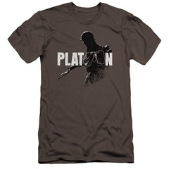 Platoon Shadow Of War Premium Adult Slim Fit T-Shirt