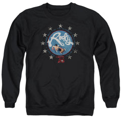 Rocky Bloodiest Bicentennial Adult Crewneck Sweatshirt