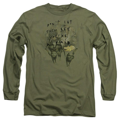 Mirrormask Dont Let Them Men's Long Sleeve T-Shirt
