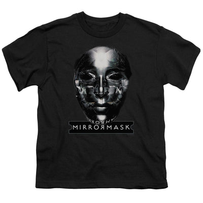 Mirrormask Mask Youth T-Shirt (Ages 8-12)