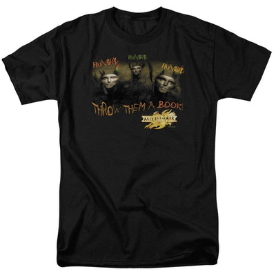 Mirrormask Hungry Men's Regular Fit T-Shirt