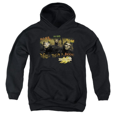 Mirrormask Hungry Youth Hoodie (Ages 8-12)
