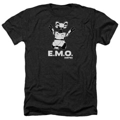 Eureka Emo Adult Regular Fit Heather T-Shirt