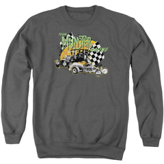 The Munsters - Munster Racing Adult Crewneck Sweatshirt