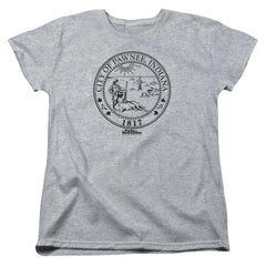 Parks And Rec Pawnee Seal Women's T-Shirt