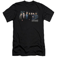 Law And Order Svu Cast Premium Adult Slim Fit T-Shirt