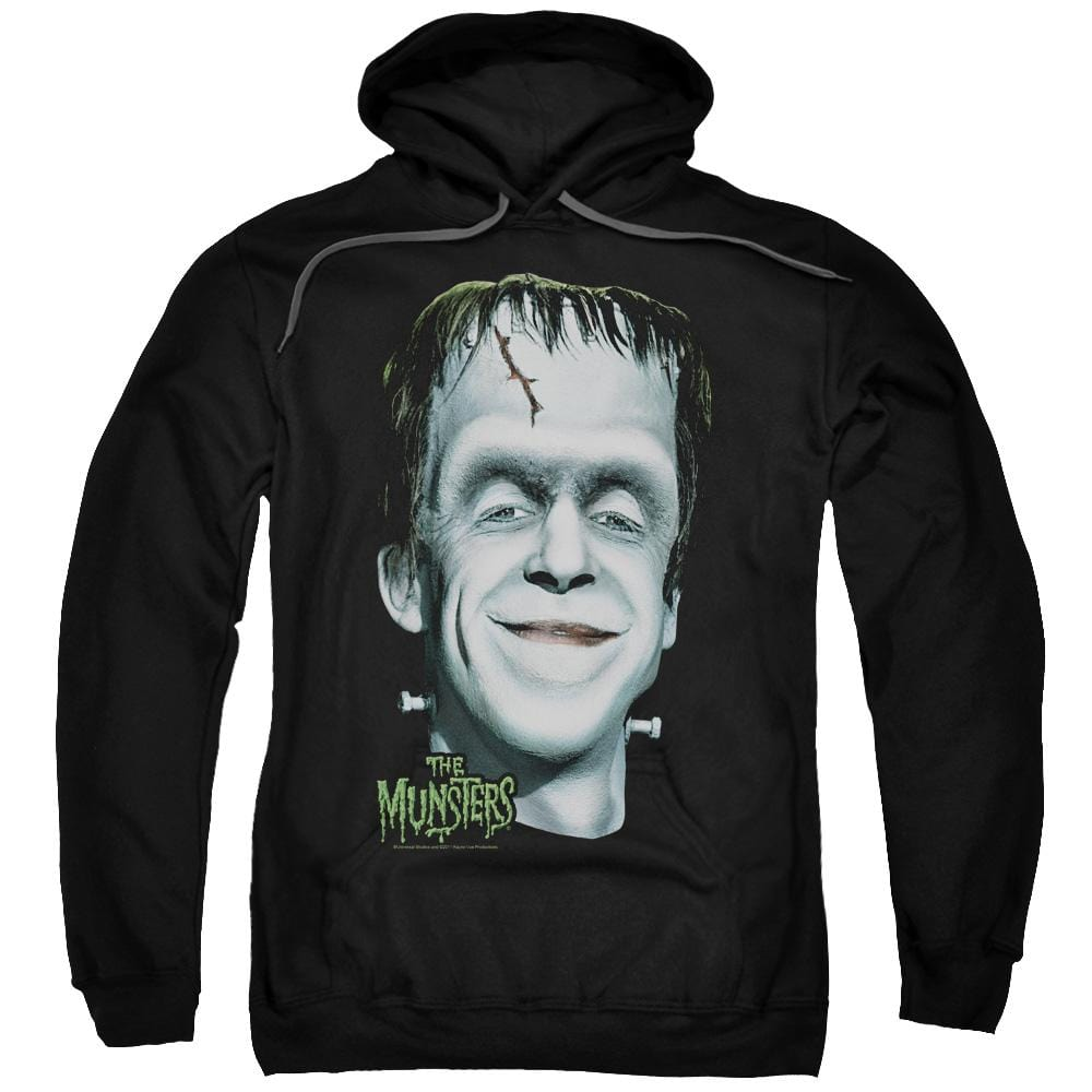 The Munsters - Herman's Head Adult Pull-Over Hoodie