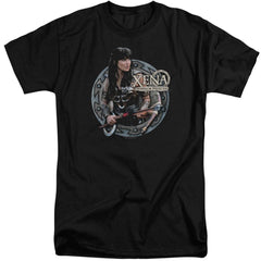 Xena The Warrior Adult Tri-Blend T-Shirt