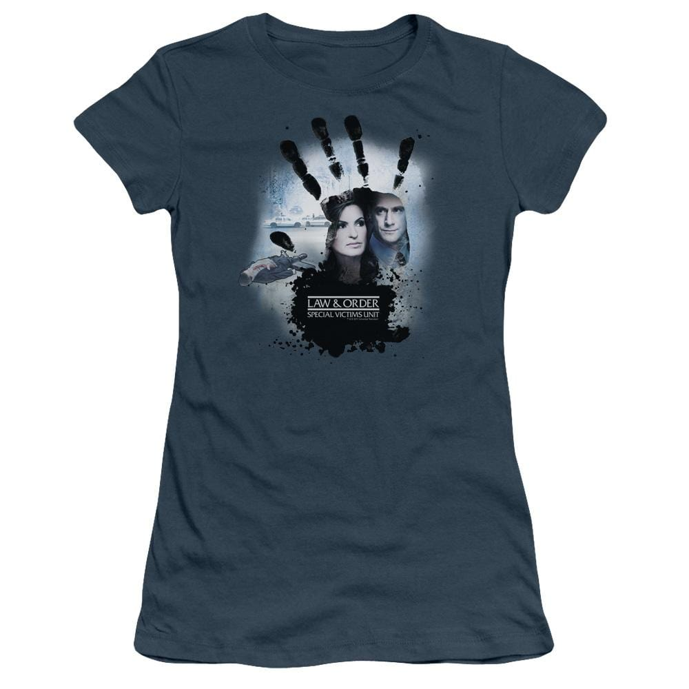 Law And Order Svu Hand Junior T-Shirt