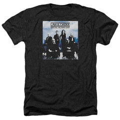 Law And Order Svu Crew 13 Adult Regular Fit Heather T-Shirt