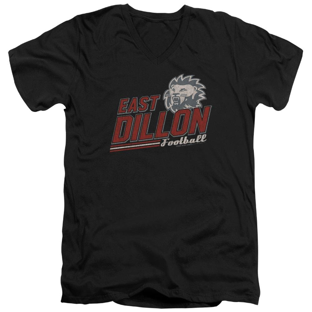 Friday Night Lights - Athletic Lions Adult V-Neck T-Shirt