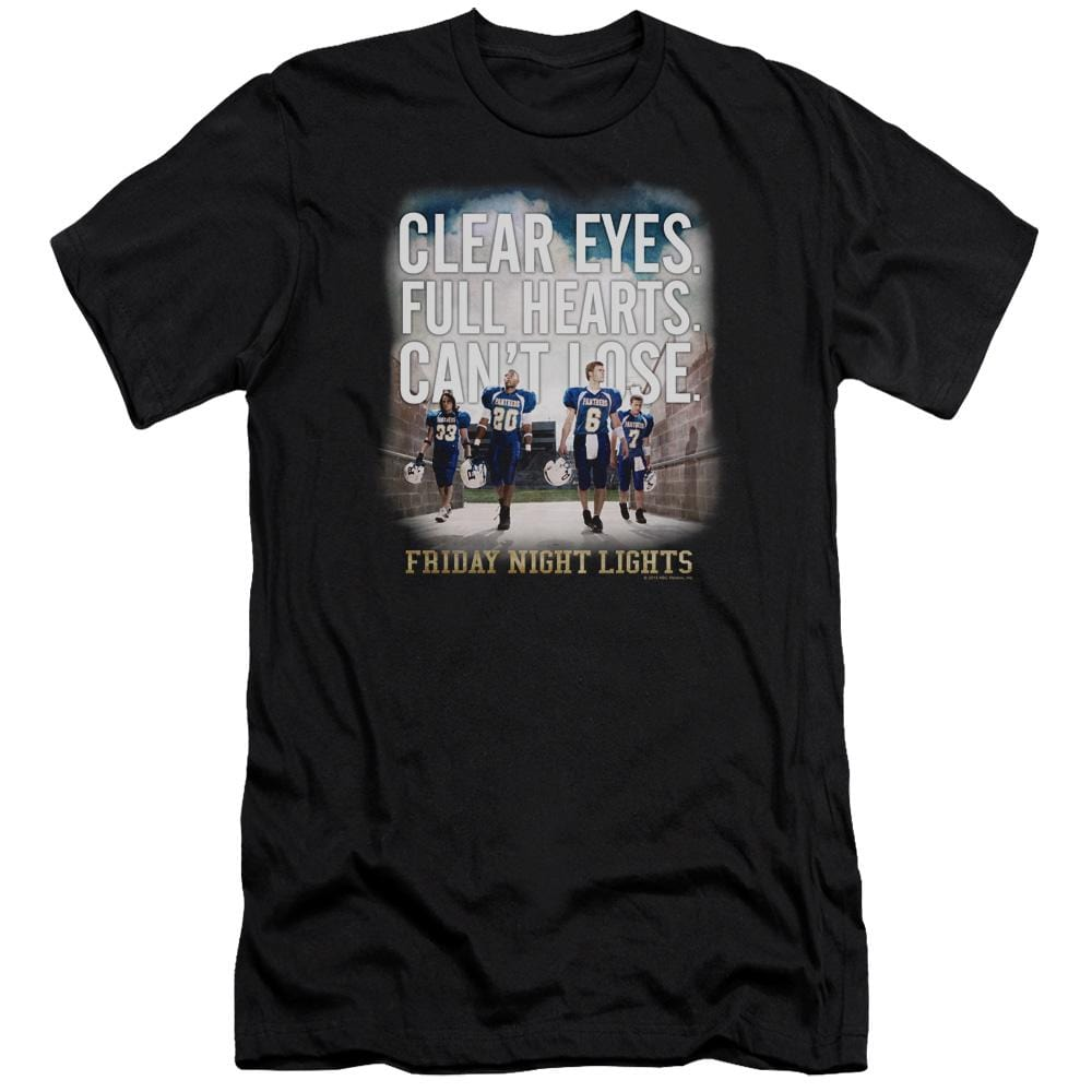 Friday Night Lights Motivated Premium Adult Slim Fit T-Shirt