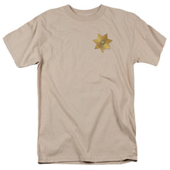 Eureka Badge Adult Regular Fit T-Shirt