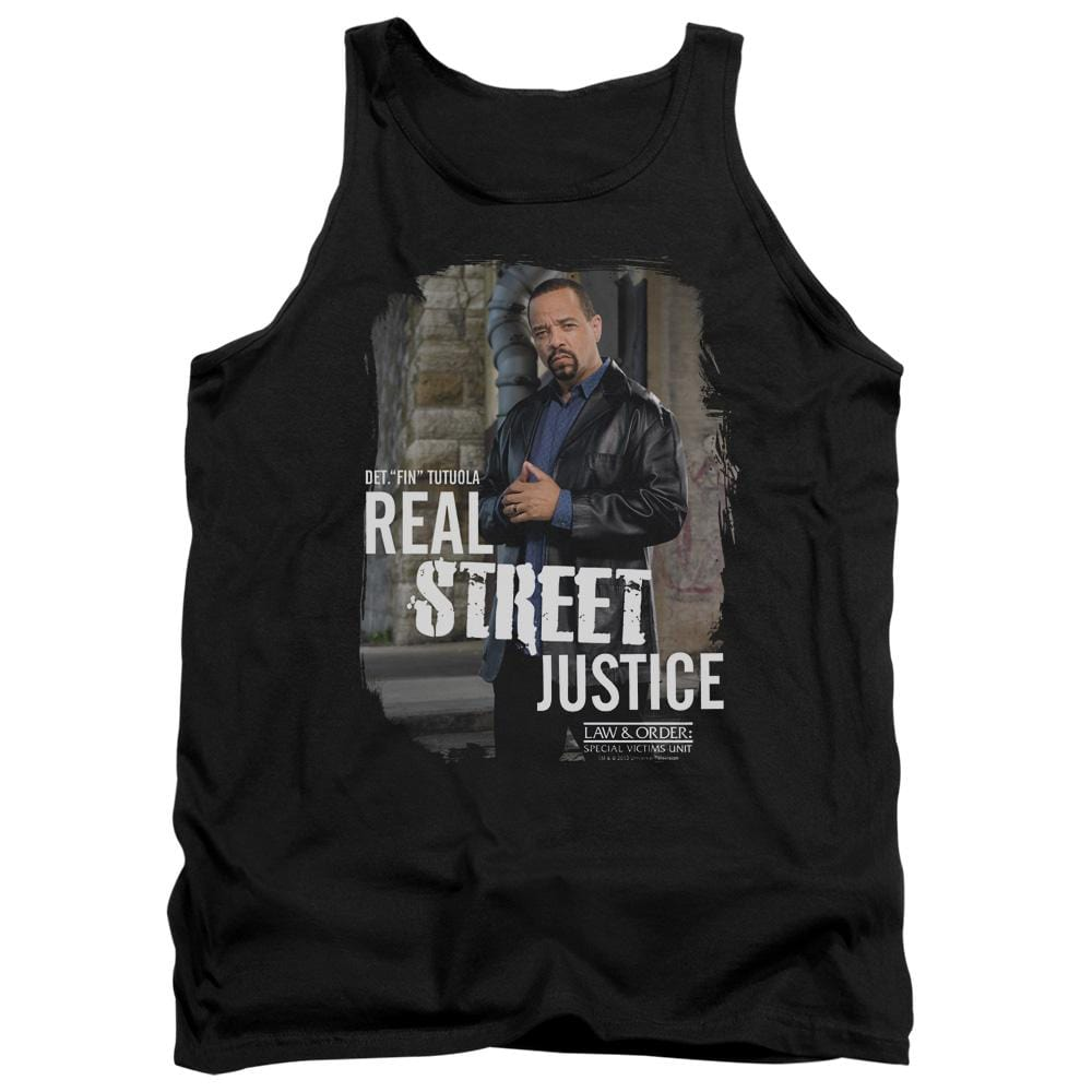 Sons of Gotham Law and Order SVU Street Justice Adult Work Shirt