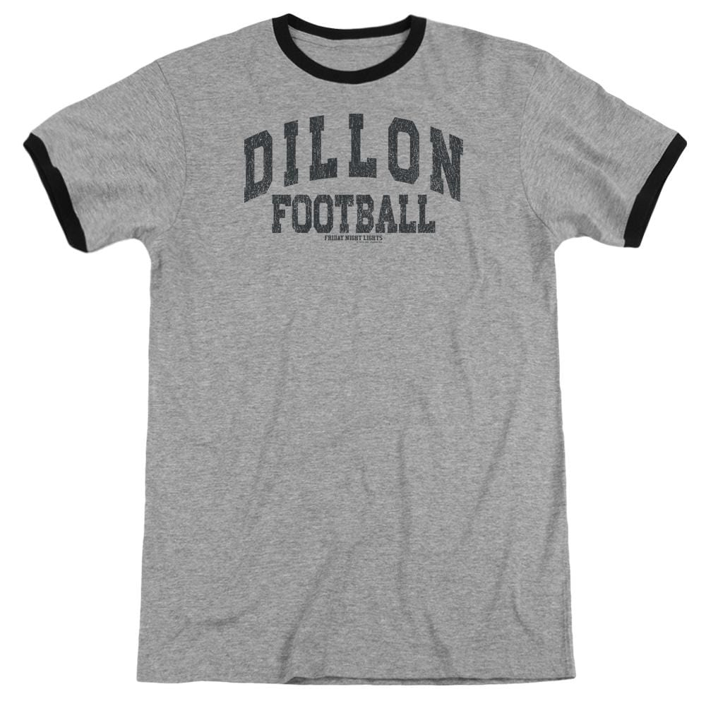 Friday Night Lights - Dillion Arch Adult Ringer T- Shirt