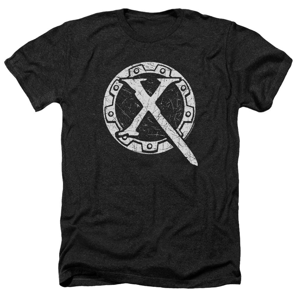 Xena Sigil Adult Regular Fit Heather T-Shirt