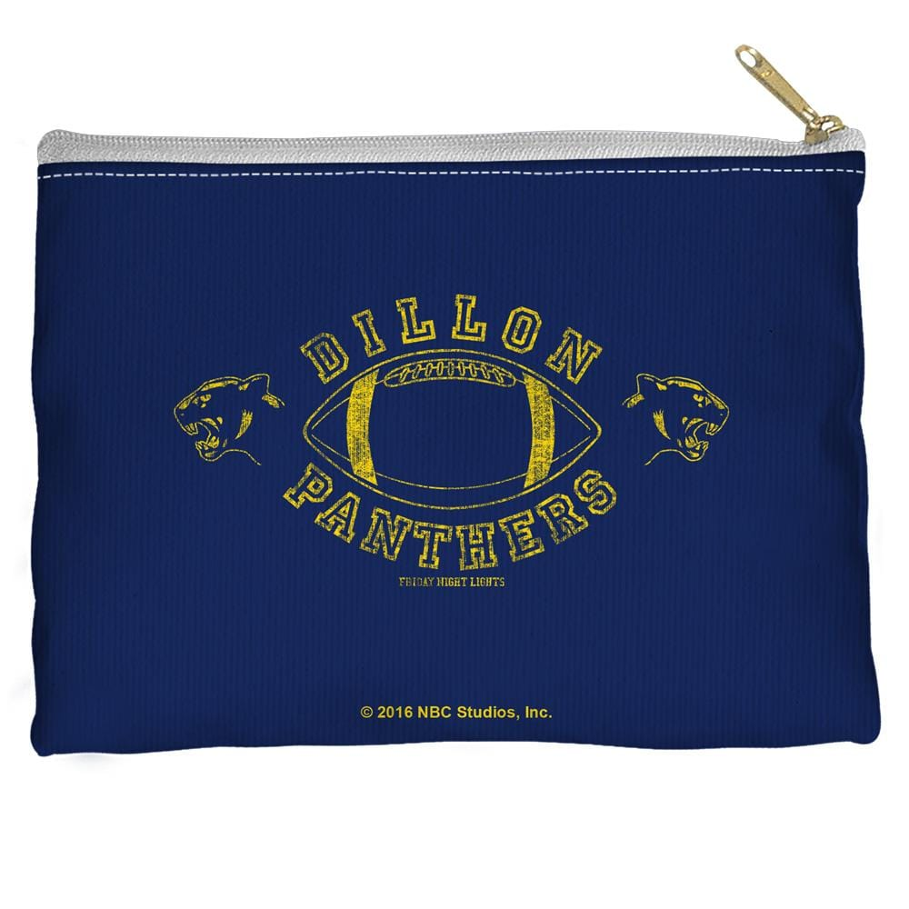 Friday Night Lights - Dillion Panthers Straight Bottom Pouch