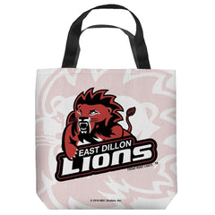 Friday Night Lights - East Dillion Lions Tote Bag