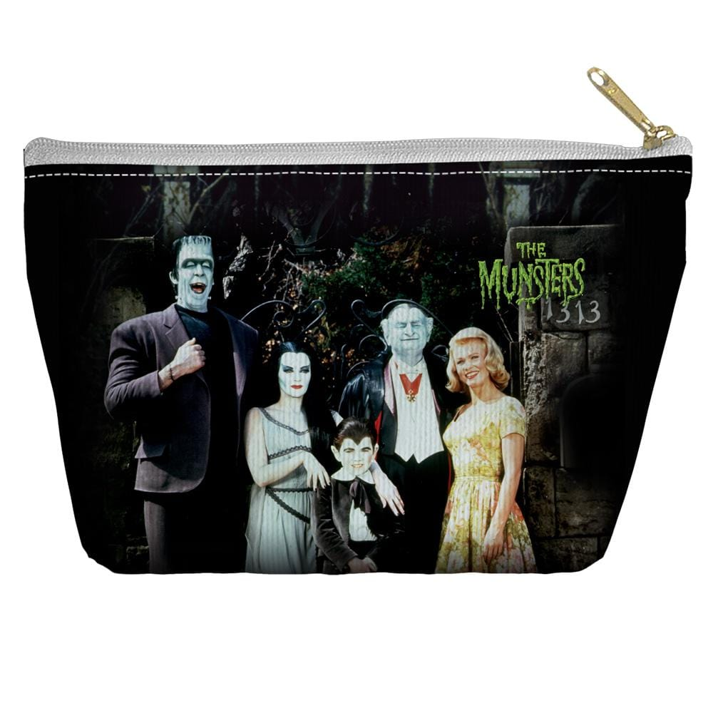 The Munsters - The Family Tapered Bottom Pouch