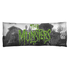 The Munsters - Logo Body Pillow