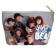 Saved By The Bell - Group Shot Tapered Bottom Pouch