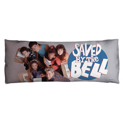 Saved By The Bell - Group Shot Body Pillow