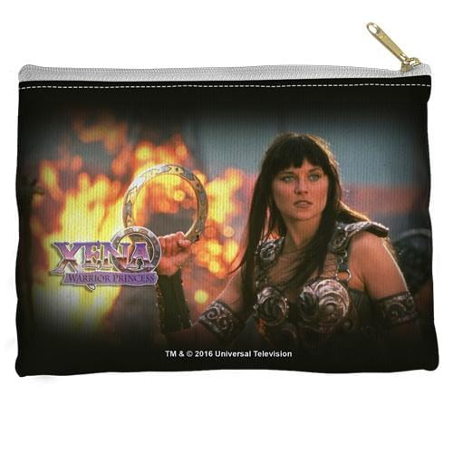 Xena - Chakram Straight Bottom Pouch